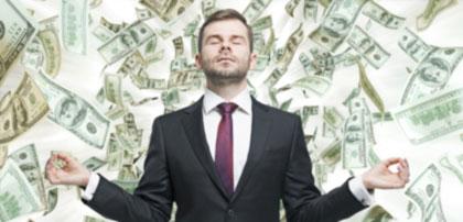 جذب ازادانه پول بطور طبیعی