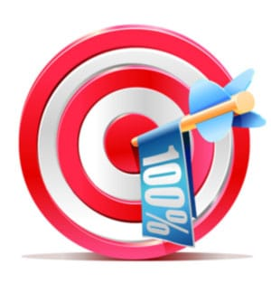 مشخص کردن اهداف