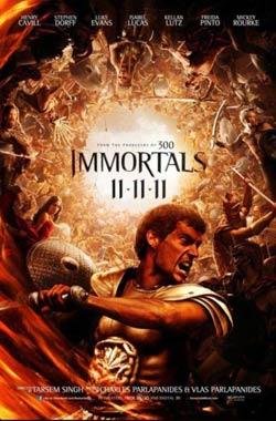 فیلم Immortals فناناپذیران