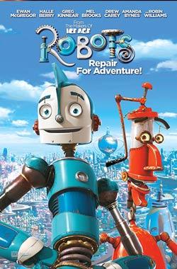 انیمیشن ربات ها Robots