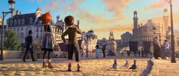 انیمیشن پرنسس رویاها