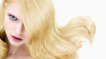 موهای بلوند