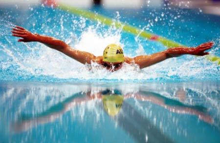 یادگیری شنا