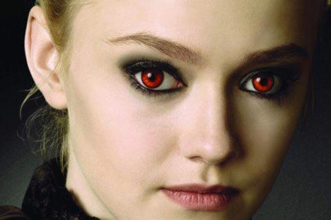 چشمان قرمز