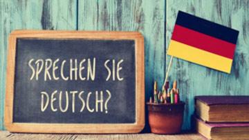 یادگیری زبان المانی