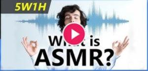 ASMR و نقش آن در تبلیغات دیجیتال