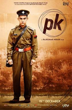 فیلم پی کی PK