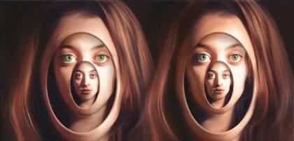 قدرت اختلالات چند شخصیتی