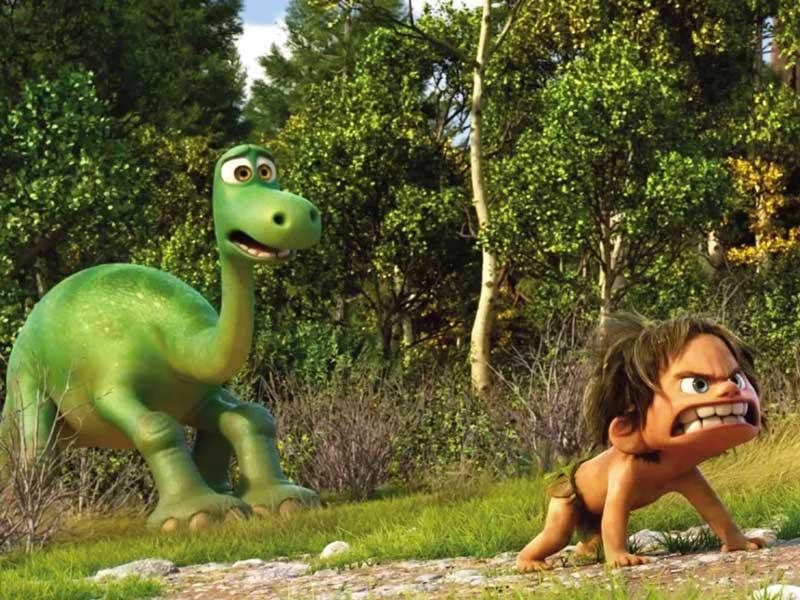 دانلود انیمیشن دایناسور خوب