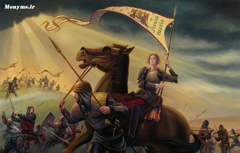 ژان دارک - Saint Joan of Arc